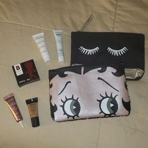 Betty Boop Ipsy Bag, Blush + Bundle!